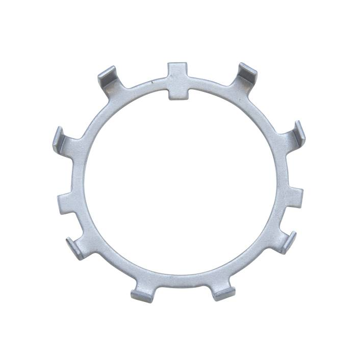 "Yukon Gear - Yukon Gear Spindle Nut Retainer, 2.030"" I.D., 8 Bent Over Tabs, YSPSP-007"