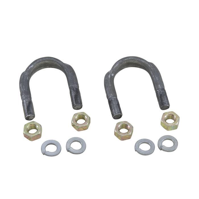 "Yukon Gear - Yukon Gear Dana 44, 8.2"", 12P, 12T, Vet, And Model 20 U-Bolts YY UB-002"