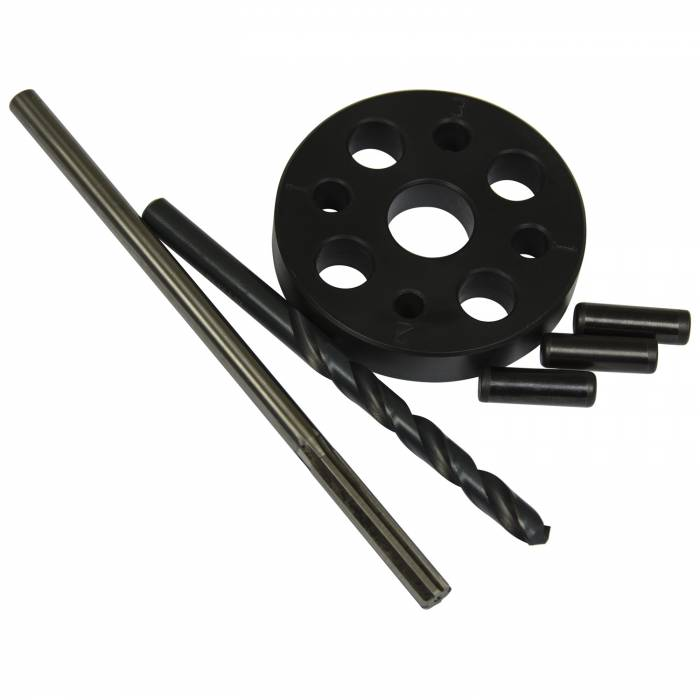 Fluidampr - Fluidampr Harmonic Balancer Drill Pin Kit - Dodge/ Ram Cummins Diesel - Kit 300002