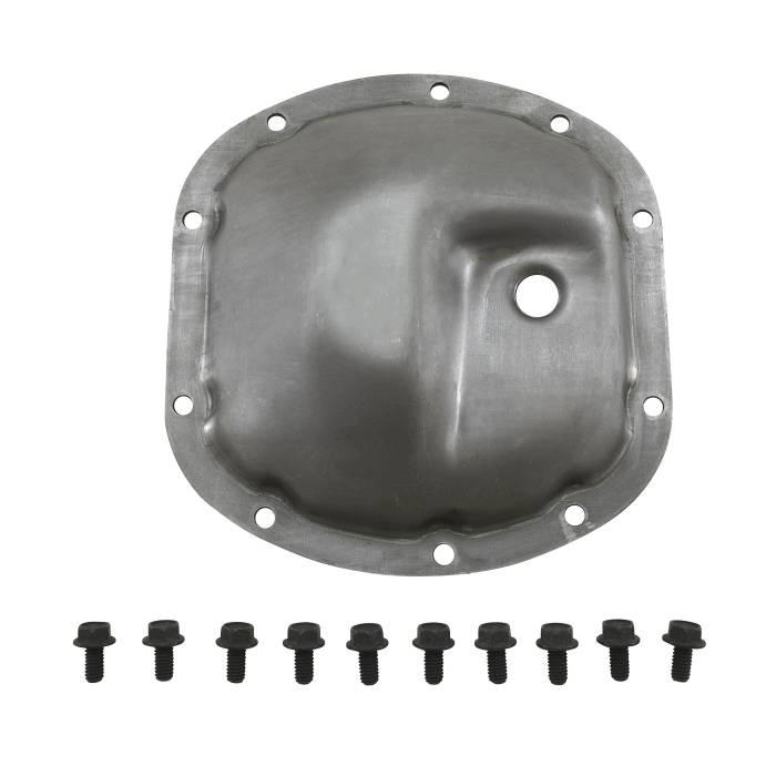 Yukon Gear - Yukon Gear Differential Cover, Steel, For Dana 30 Standard Rotation Front YP C5-D30-STD