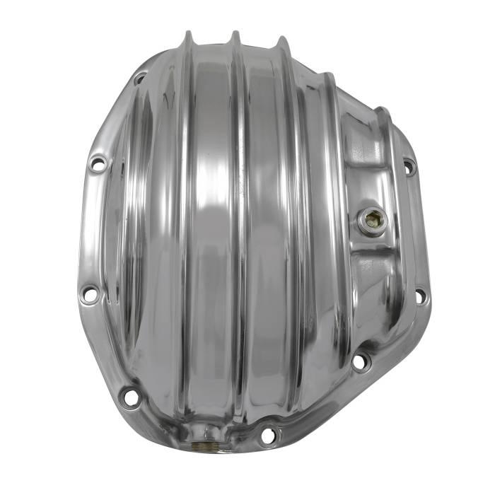 Yukon Gear - Yukon Gear Differential Cover, Polished Aluminum, For Dana 80 YP C2-D80