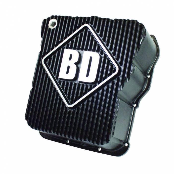 BD Diesel - BD Diesel BD Duramax Deep Sump Allison 1000 Trans Pan - Chevy 2001-2018 1061650