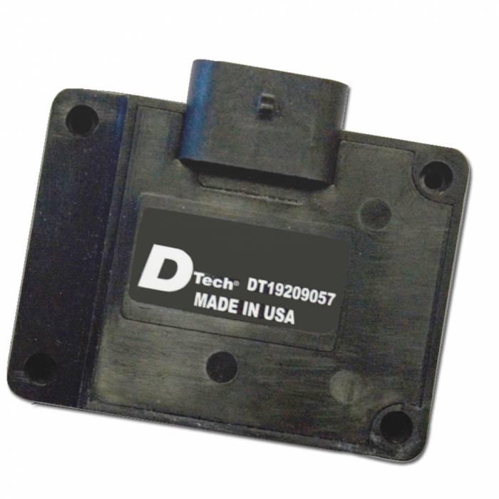 BD Diesel - BD Diesel Pump Mount Driver (PMD) c/w #5 Resistor, BLACK - Chevy 1994-2000 6.5L w/DS4 Pump DT19209057R