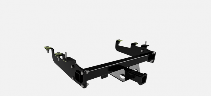 """B&W Hitches - B&W Hitches Rcvr Hitch-2"""", 16,000# Boxed HDRH25124"""