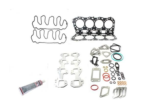Merchant Automotive - LML Duramax Head Gasket Kit with Exhaust Manifold Gaskets, no bolts