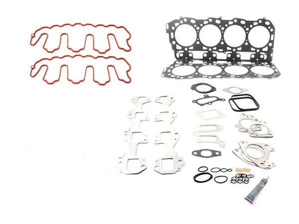 Merchant Automotive - LLY  Duramax Head Gasket Kit With Exhaust Manifold Gaskets, no bolts