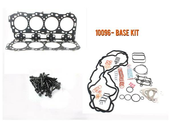 Merchant Automotive - LB7 Head Gasket Kit Base Kit w  OEM Head Bolts , Duramax