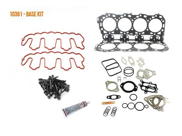 Merchant Automotive - LMM Head Gasket Kit with OEM Head Bolts, Duramax