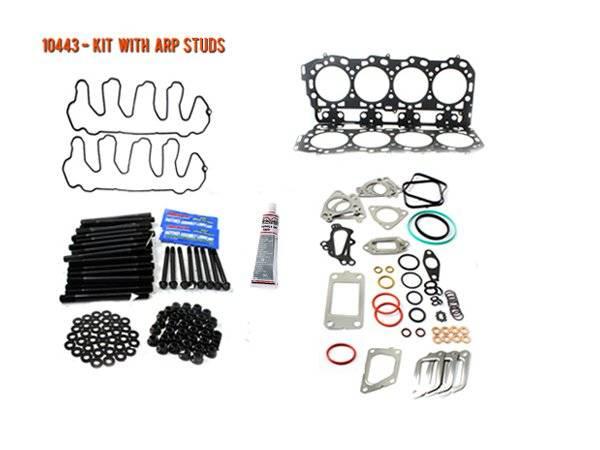 Merchant Automotive - LML Duramax Head Gasket Kit with ARP Studs, 2011-2014 Duramax