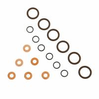 Fuel System & Components - Fuel System Parts - BD Diesel - BD Diesel BD 5.9L Cummins Injector Seal Kit Dodge 1998.5-2002 24-valve 1075800