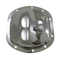 Steering And Suspension - Differential Covers - Yukon Gear - Yukon Gear Differential Cover, Chrome, For Dana 30 Standard Rotation YP C1-D30-STD