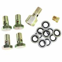 Fuel System & Components - Fuel System Parts - BD Diesel - BD Diesel Banjo Bolt Upgrade Kit - 2000-2002 Dodge 1050220