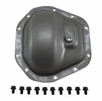 Steering And Suspension - Differential Covers - Yukon Gear - Yukon Gear Differential Cover, Steel, For Dana 60 Reverse Rotation YP C5-D60-REV