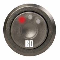 Shop By Part - Programmers & Tuners - BD Diesel - BD Diesel BD Throttle Sensitivity Booster Push Button Switch Kit 1057705