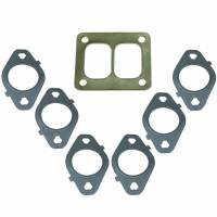 Exhaust - Exhaust Parts - BD Diesel - BD Diesel Gasket Set, Exhaust Manifold T4 Mount - Dodge 1998.5-2018 5.9L/6.7L 1045986-T4