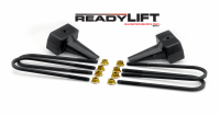Steering And Suspension - Springs - ReadyLift - ReadyLift 2011-18 FORD F250/F350/F450 4'' Rear Block Kit 66-2014