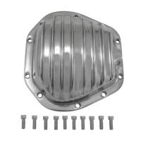 Steering And Suspension - Differential Covers - Yukon Gear - Yukon Gear Differential Cover, Polished Aluminum, For Dana 60 Reverse Rotation YP C2-D60-REV
