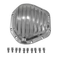 Steering And Suspension - Differential Covers - Yukon Gear - Yukon Gear Differential Cover, Polished Aluminum, For Dana 60 YP C2-D60-STD
