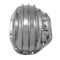 Steering And Suspension - Differential Covers - Yukon Gear - Yukon Gear Differential Cover, Polished Aluminum, For Dana 80 YP C2-D80