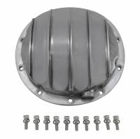 "Steering And Suspension - Differential Covers - Yukon Gear - Yukon Gear Differential Cover, Polished Aluminum, For 8.6"", 8.2"" And 8.5"" GM Rear YP C2-GM8.5-R"