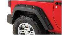 Exterior - Fender Flares - Bushwacker - Bushwacker FENDER FLARES POCKET STYLE 2PC 40096-02