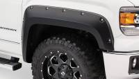 Exterior - Fender Flares - Bushwacker - Bushwacker FENDER FLARES POCKET STYLE 2PC 40121-02