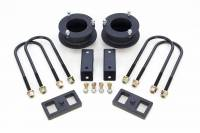 ReadyLift - ReadyLift 2003-13 DODGE-RAM 2500/3500 3.0'' Front with 1.0'' Rear SST Lift Kit 69-1091