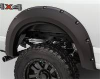 Exterior - Fender Flares - Bushwacker - Bushwacker FF MAX POCKET STYLE 2PC 40090-02