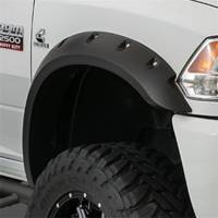 Exterior - Fender Flares - Bushwacker - Bushwacker FF MAX POCKET STYLE 2PC 40091-02