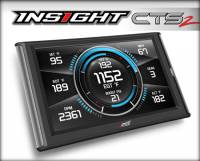 1998.5-2002 Dodge 5.9L 24V Cummins - Programmers & Tuners - Edge Products - Edge Products Insight CTS2 Monitor 84130