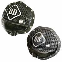 BD Diesel Differential Cover Pack, Front & Rear - Dodge 2500 2003-2013 / 3500 2003-2012 1061827
