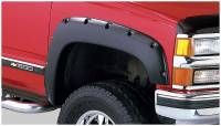 Exterior - Fender Flares - Bushwacker - Bushwacker FENDER FLARES POCKET STYLE 4PC 40919-02