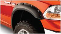 Exterior - Fender Flares - Bushwacker - Bushwacker FENDER FLARES POCKET STYLE 4PC 50911-02