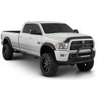 Exterior - Fender Flares - Bushwacker - Bushwacker FF MAX POCKET STYLE 4PC 40978-02