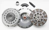 Transmission - Manual Transmission Parts - South Bend Clutch - South Bend Clutch HD Organic Clutch Kit 1950-60OKHD