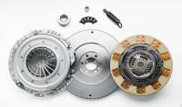 Transmission - Manual Transmission Parts - South Bend Clutch - South Bend Clutch Kevlar Clutch Kit 04-163TZK