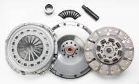 Transmission - Manual Transmission Parts - South Bend Clutch - South Bend Clutch Ceramic Clutch Kit 1950-60CBK