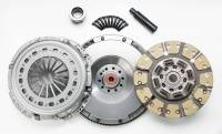 South Bend Clutch - South Bend Clutch Kevlar/Ceramic Clutch Kit 1950-60DFK
