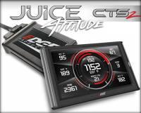 2007.5-2010 GM 6.6L LMM Duramax - Programmers & Tuners - Edge Products - Edge Products Juice w/Attitude CTS2 Programmer 21502