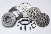 Transmission - Manual Transmission Parts - South Bend Clutch - South Bend Clutch Organic Street Dual Disc SDD3250-5
