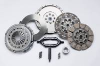 Transmission - Manual Transmission Parts - South Bend Clutch - South Bend Clutch Organic/Ceramic Dual Disc SDD3250-G
