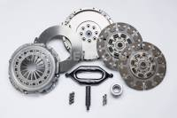 Transmission - Manual Transmission Parts - South Bend Clutch - South Bend Clutch Organic Street Dual Disc SDD3250-G-ORG