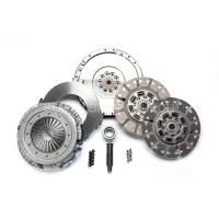 Transmission - Manual Transmission Parts - South Bend Clutch - South Bend Clutch Organic/Ceramic Dual Disc SFDD3250-6.0
