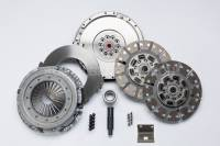 Transmission - Manual Transmission Parts - South Bend Clutch - South Bend Clutch Organic/Ceramic Dual Disc SFDD3250-6.4