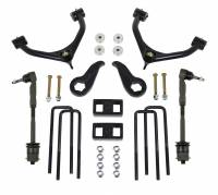 Steering And Suspension - Lift & Leveling Kits - ReadyLift - ReadyLift 2011-18 CHEV/GMC 2500/3500HD 3.5'' Front with 1.0'' Rear SST Lift Kit 69-3411