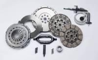Transmission - Manual Transmission Parts - South Bend Clutch - South Bend Clutch Organic/Ceramic Dual Disc SDD3250-GK