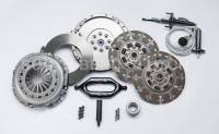 Transmission - Manual Transmission Parts - South Bend Clutch - South Bend Clutch Organic Street Dual Disc SDD3250-GK-ORG