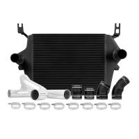 Turbo Chargers & Components - Intercoolers and Pipes - Mishimoto - Mishimoto Ford 6.0L Powerstroke Intercooler Kit MMINT-F2D-03KBK