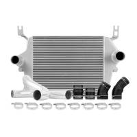 Turbo Chargers & Components - Intercoolers and Pipes - Mishimoto - Mishimoto Ford 6.0L Powerstroke Intercooler Kit MMINT-F2D-03KSL