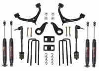 Steering And Suspension - Lift & Leveling Kits - ReadyLift - ReadyLift 2011-18 CHEV/GMC 2500/3500HD 3.5'' Front with 2.0'' Rear SST Lift Kit 69-3522